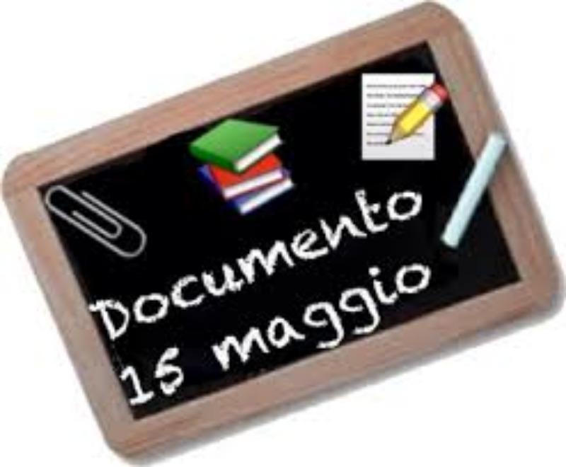 DOCUMENTO DEL 15 MAGGIO  INDIRIZZO ITE
